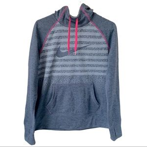 NWOT Women's Nike Hoodie With Therm- Fit